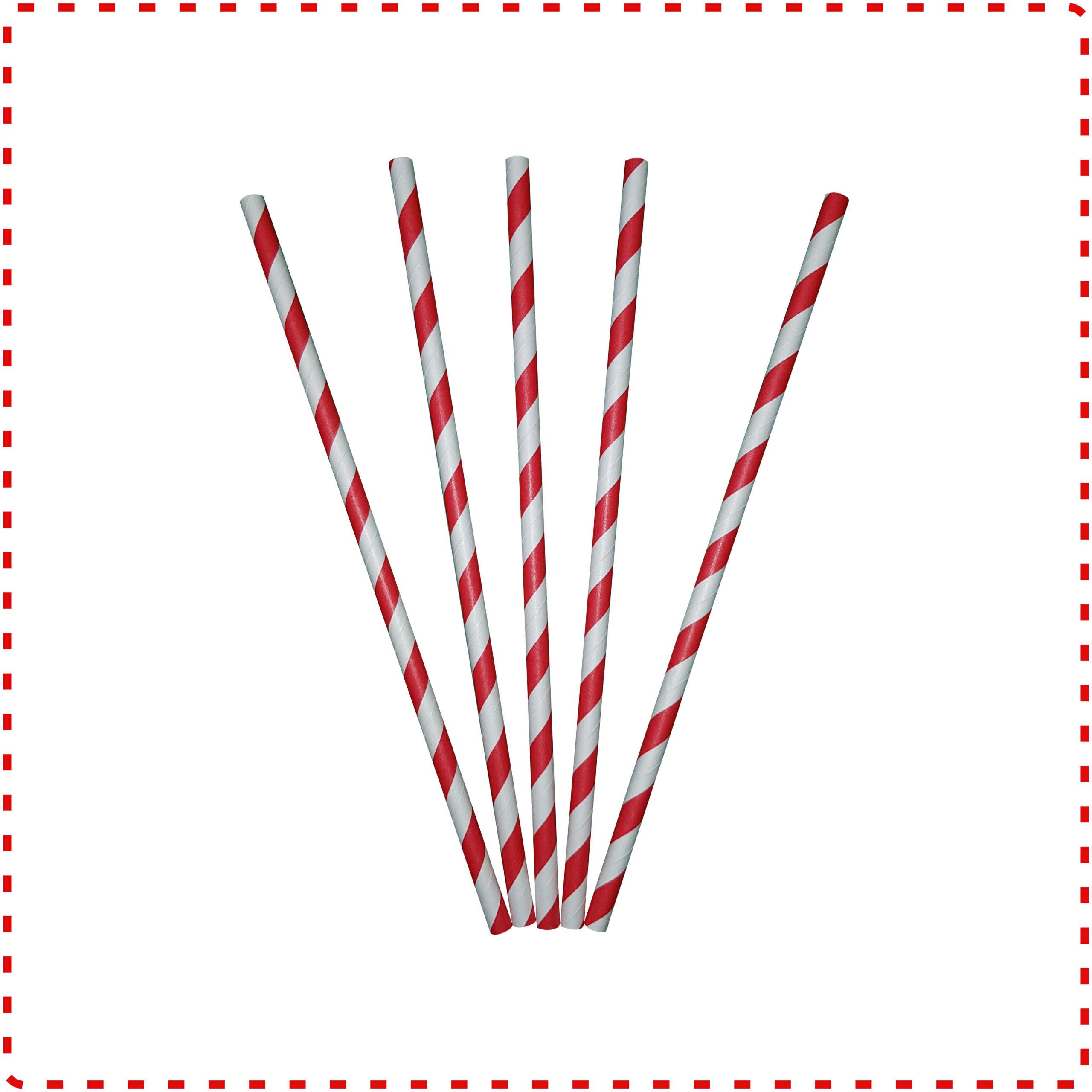 Бумажаная соломинка, бумажная трубочка